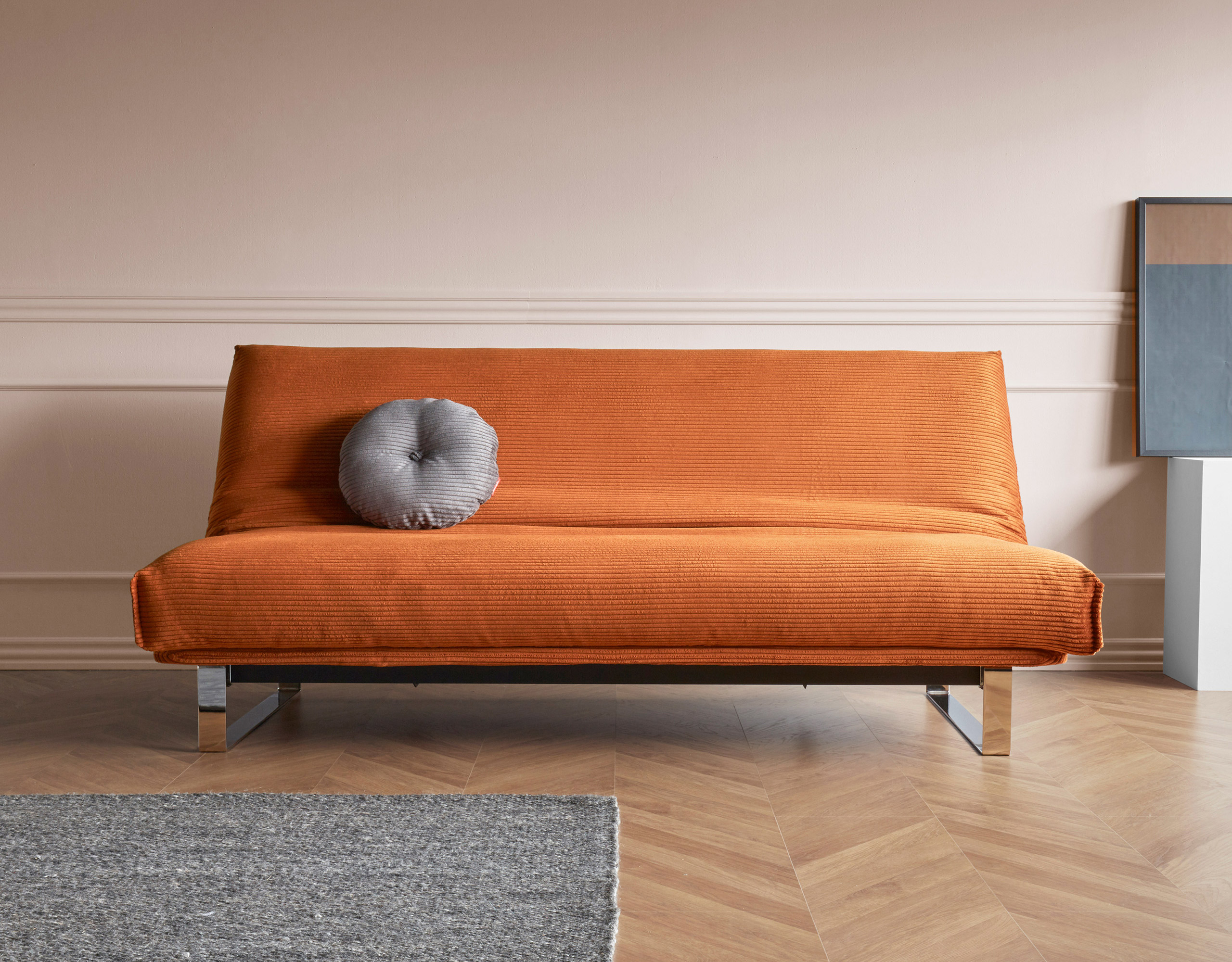 A Timeless Sofa Bed